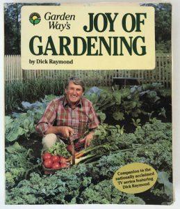 Joy of Gardening by Dick Raymond | favorite gardening books