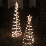 Outdoor Christmas lights | 12 days of Christmas
