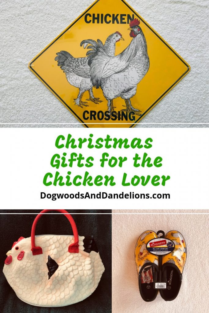 Unique gift ideas for the chicken lover