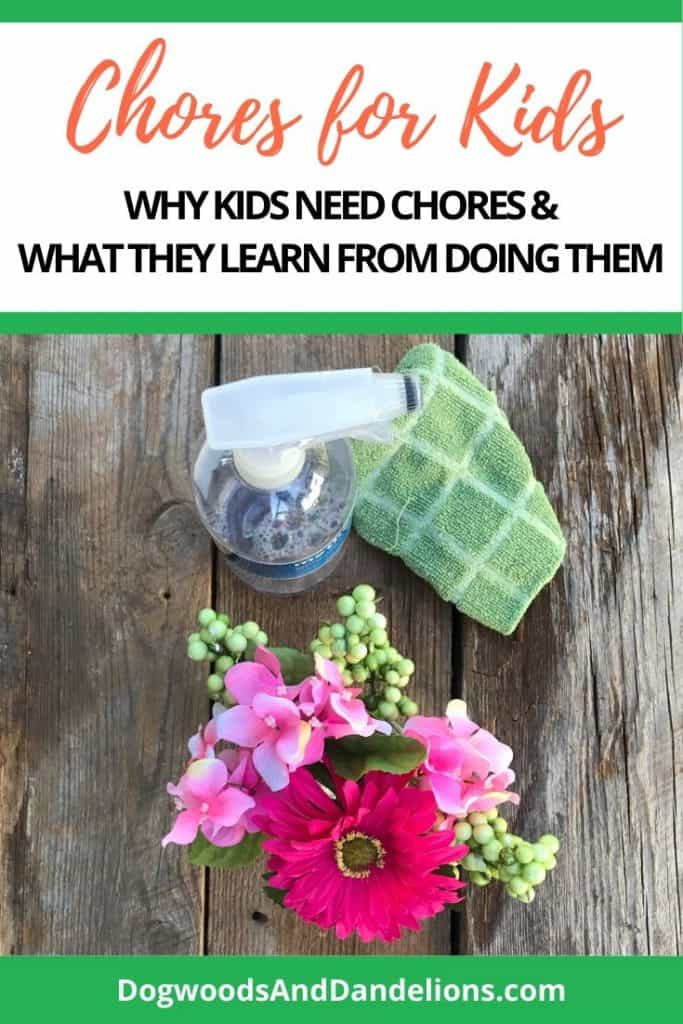 Cleaning supplies for kids