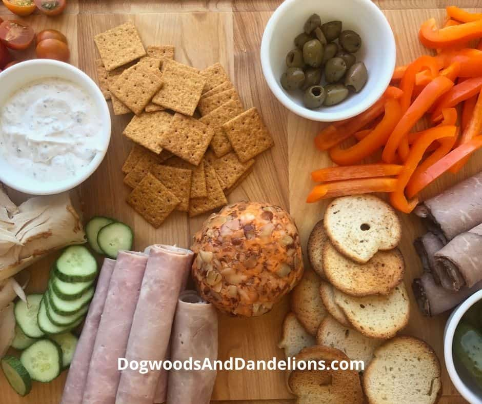 Easy Party Foods