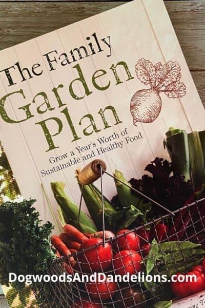 The Family Garden Plan by Melissa K. Norris.