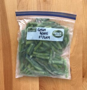 easy recipe to preserve green beans