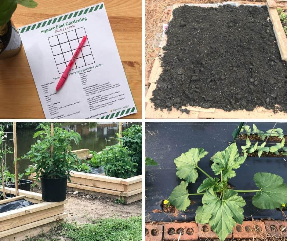Gardening Methods