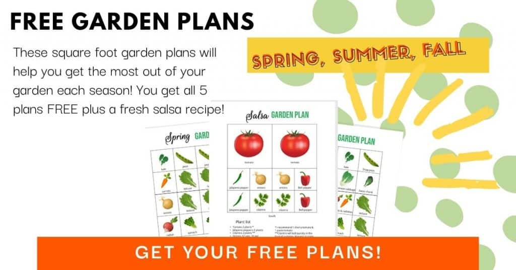 Garden plans opt in box