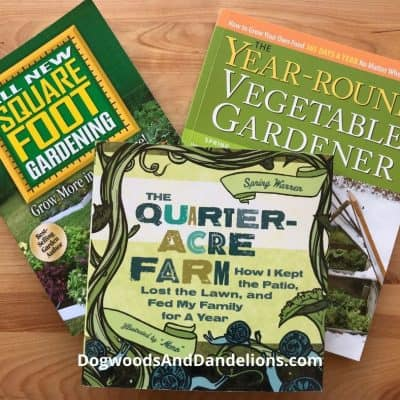 5 Gardening Books Every Gardener Should Own