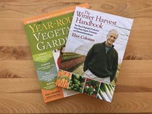 Gardening books to help you get your garden started earlier.