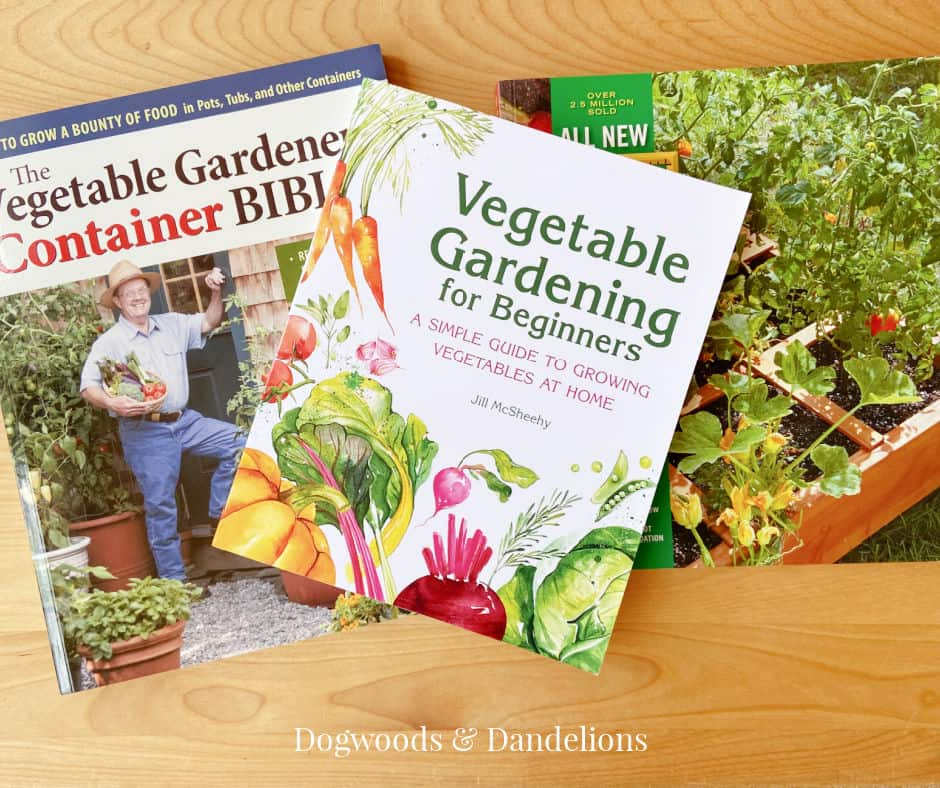 3 gardening books Mom is sure to love