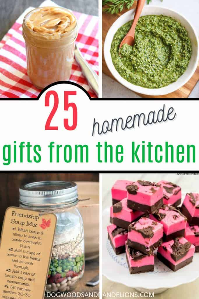 homemade gifts from the kitchen