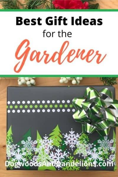 best gift ideas for the gardener