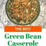 easy green bean casserole