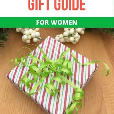 Homesteader's Gift Guide For Women
