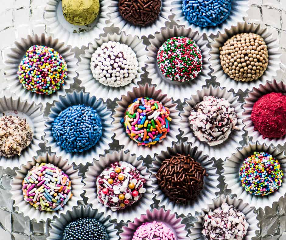 jewel box truffles