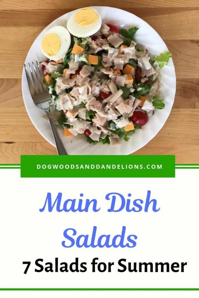 7 salads for hot summer days