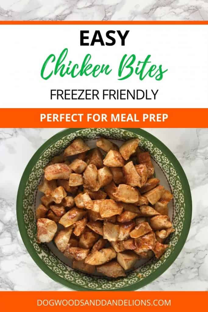 meal prep chicken