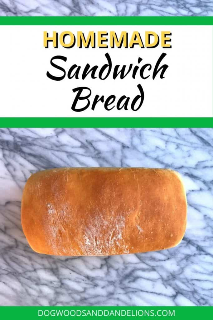 easy white sandwich bread