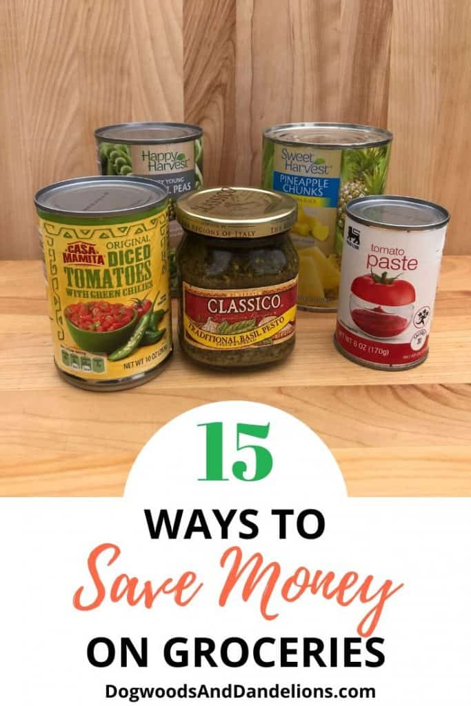 canned food can help you save money on out of season produce