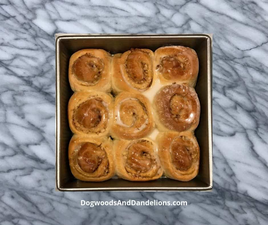 sweet roll dough plus variations