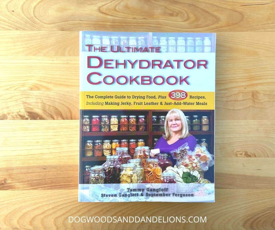 The Ultimate Dehydrator Cookbook by Tammy Gangloff