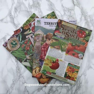 Understanding a Seed Catalog